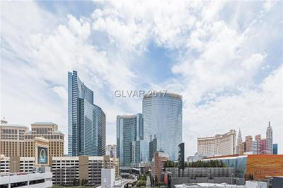Panorama Towers 1, Panorama Towers 2 High Rise For Sale: 4525 Dean Martin Drive #603
