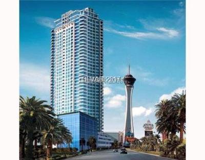 Sky Las Vegas High Rise For Sale: 2700 South Las Vegas Boulevard #3003