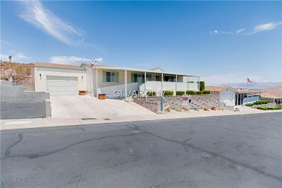 Boulder City Manufactured Home For Sale: 608 Mt Antero Way