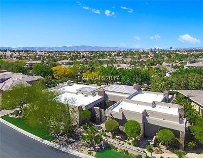 Boulder City, Henderson, Las Vegas, North Las Vegas Single Family Home For Sale: 541 Regents Gate Drive