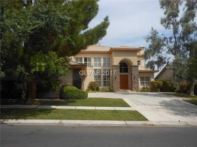 Las Vegas  Single Family Home For Sale: 9308 Provence Garden Lane