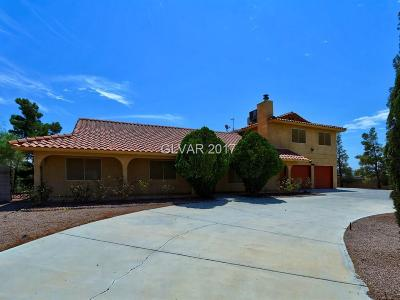 Las Vegas  Single Family Home For Sale: 8610 Redwood Street