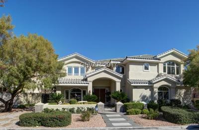 Las Vegas Single Family Home Contingent Offer: 2000 Winter Wind Street