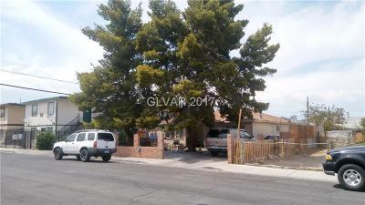 Las Vegas  Single Family Home For Sale: 210 Philadelphia Avenue
