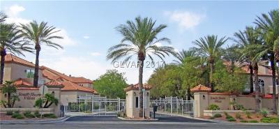 Las Vegas Condo/Townhouse For Sale: 3131 Lido Isle Court