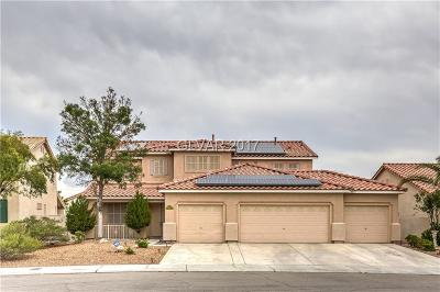 North Las Vegas NV Single Family Home Contingent Offer: $349,500