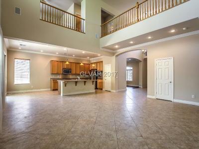 Las Vegas Single Family Home For Sale: 5014 Calvary Court