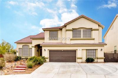 Las Vegas Single Family Home For Sale: 9621 Drayton Avenue