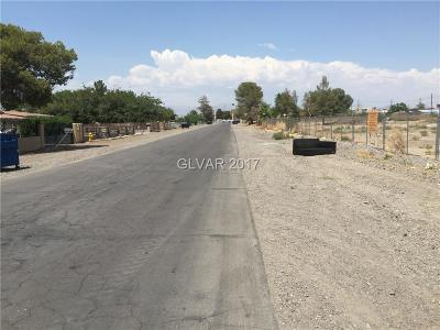 Las Vegas Residential Lots & Land For Sale: Linn Lane