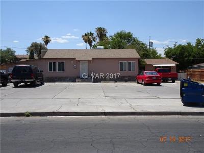 Henderson, Las Vegas Multi Family Home Contingent Offer: 429 15th Street