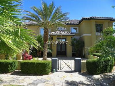 Las Vegas Single Family Home Contingent Offer: 1700 Silver Oaks Street
