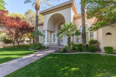 Henderson, Blue Diamond, Boulder City, Las Vegas, North Las Vegas, Pahrump Single Family Home For Sale: 2338 Dolphin Court