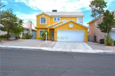 Las Vegas  Single Family Home For Sale: 6524 Rain Forest Drive