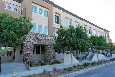 Henderson Condo/Townhouse For Sale: 2010 Via Firenze