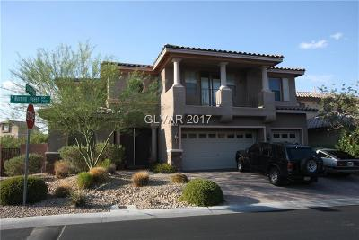 Las Vegas NV Single Family Home Contingent Offer: $430,000