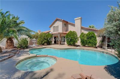 Henderson NV Single Family Home For Sale: $319,990