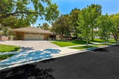 Clark County Single Family Home For Sale: 2226 Versailles Court