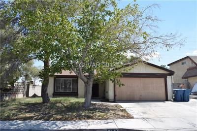 Clark County Single Family Home Contingent Offer: 7265 Bridgeview Avenue