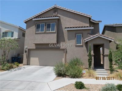 Las Vegas Single Family Home For Sale: 7853 Saber Tooth Street