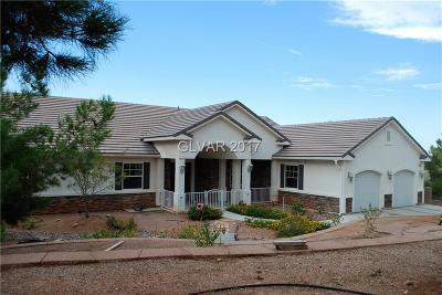 Boulder City Single Family Home For Sale: 1437 San Felipe Drive