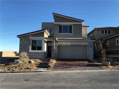 Las Vegas Single Family Home For Sale: 2750 Evolutionary Lane