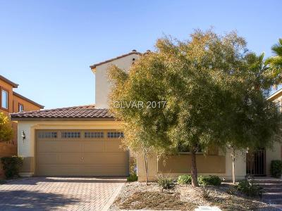 Las Vegas Single Family Home For Sale: 1073 Oak Fair Street