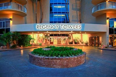 Regency Towers Amd High Rise For Sale: 3111 Bel Air Drive #27F