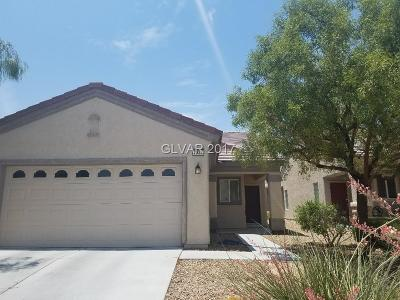 North Las Vegas Single Family Home Contingent Offer: 7933 Grey Teal Street