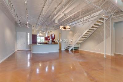 Las Vegas Condo/Townhouse Contingent Offer: 5091 Thunder River Circle