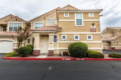 North Las Vegas Condo/Townhouse Contingent Offer: 5855 Valley Drive #2055