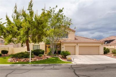 Las Vegas  Single Family Home For Sale: 9309 Steeplehill Drive
