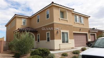 Single Family Home For Sale: 6616 Salt Basin Street
