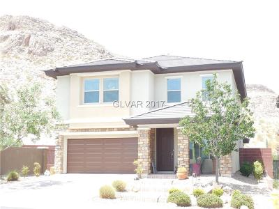 Las Vegas Single Family Home For Sale: 10704 Harvest Green Way