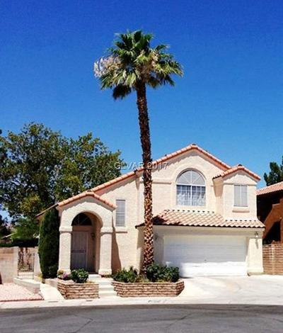 Single Family Home Contingent Offer: 2701 Sattley Circle