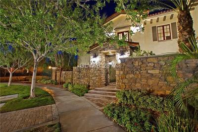 Henderson, Blue Diamond, Boulder City, Las Vegas, North Las Vegas, Pahrump Single Family Home For Sale: 18 Park Meadow Court