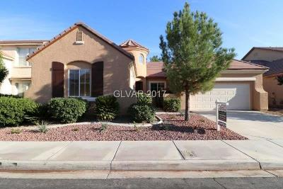 Henderson NV Single Family Home For Sale: $449,900