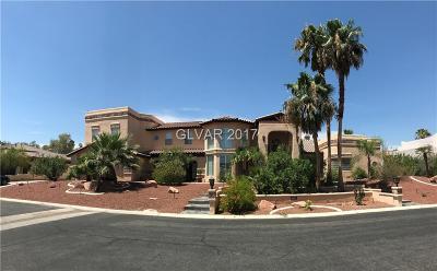 Henderson, Blue Diamond, Boulder City, Las Vegas, North Las Vegas, Pahrump Single Family Home For Sale: 1901 Jasmine Joy Court