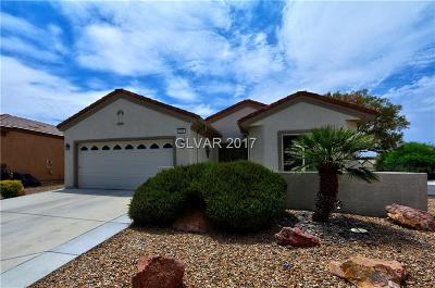 North Las Vegas Single Family Home For Sale: 3529 Kingbird Drive