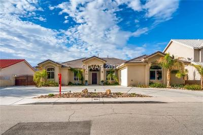 Boulder City Single Family Home For Sale: 1506 Caria Court