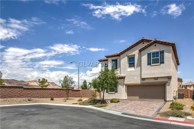 Las Vegas Single Family Home Contingent Offer: 384 Bridgeton Cross Court