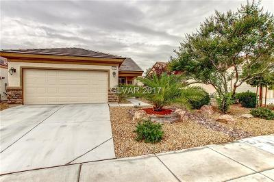 North Las Vegas Single Family Home Contingent Offer: 2417 Garganey Avenue
