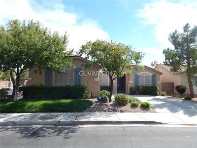 Henderson NV Single Family Home For Sale: $375,000