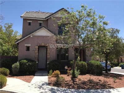Las Vegas  Single Family Home For Sale: 2458 Radio City Street