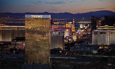 Trump Intl Hotel & Tower-, Trump Intl Hotel & Tower- Las High Rise For Sale: 2000 Fashion Show Drive #4328