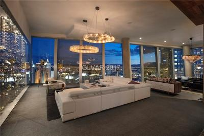 High Rise For Sale: 3726 Las Vegas Boulevard #3602