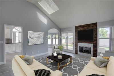 Single Family Home Contingent Offer: 9709 Stellar View Avenue