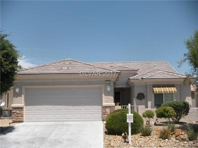 North Las Vegas Single Family Home For Sale: 2128 Willow Wren Drive