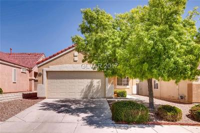 Las Vegas Single Family Home Contingent Offer: 8836 Big Bear Pines Avenue