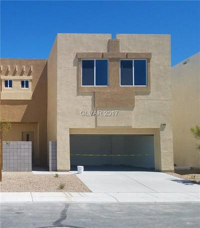 North Las Vegas Condo/Townhouse For Sale: 6458 Cinnamon Hazelnut Street