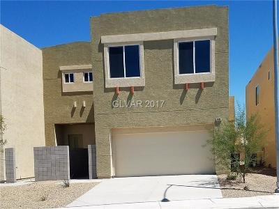 North Las Vegas Condo/Townhouse For Sale: 6466 Cinnamon Hazelnut Street